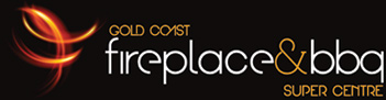 Gold Coast Fireplace and BBQ Super Centre Retina Logo