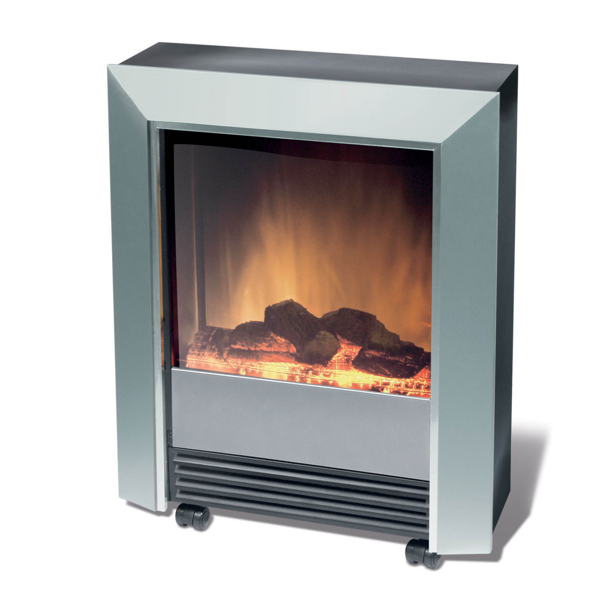 Lee Silver 2kW Portable Electric Fire – Model:LEE SILVER ...