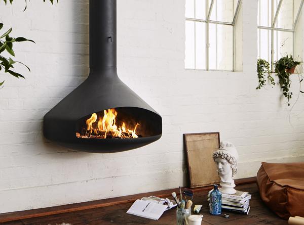 Paxfocus Wall Hung Wood Fireplace Gold Coast Fireplace
