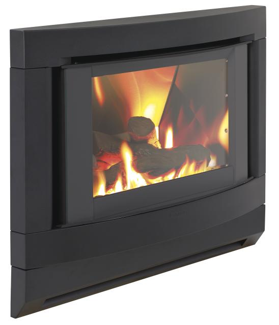 Cannon Canterbury Classic Inbuilt Gas Fireplace Gold