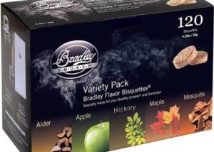 Bradley Smoking Bisquettes