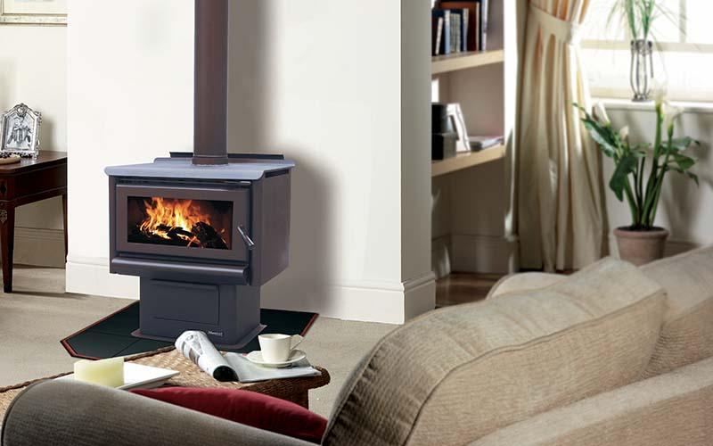 Masport Fireplace: Masport Redwood Wood Fire