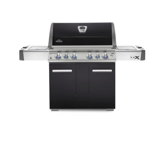 Napoleon Lex 605 Bbq With Side Burner Gold Coast Retailer Largest